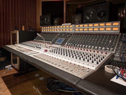 "Console 5088, analógico ""Classe A"" Rupert Neve Design 5088 Shelford"