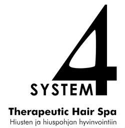 System 4 therapeutic spa