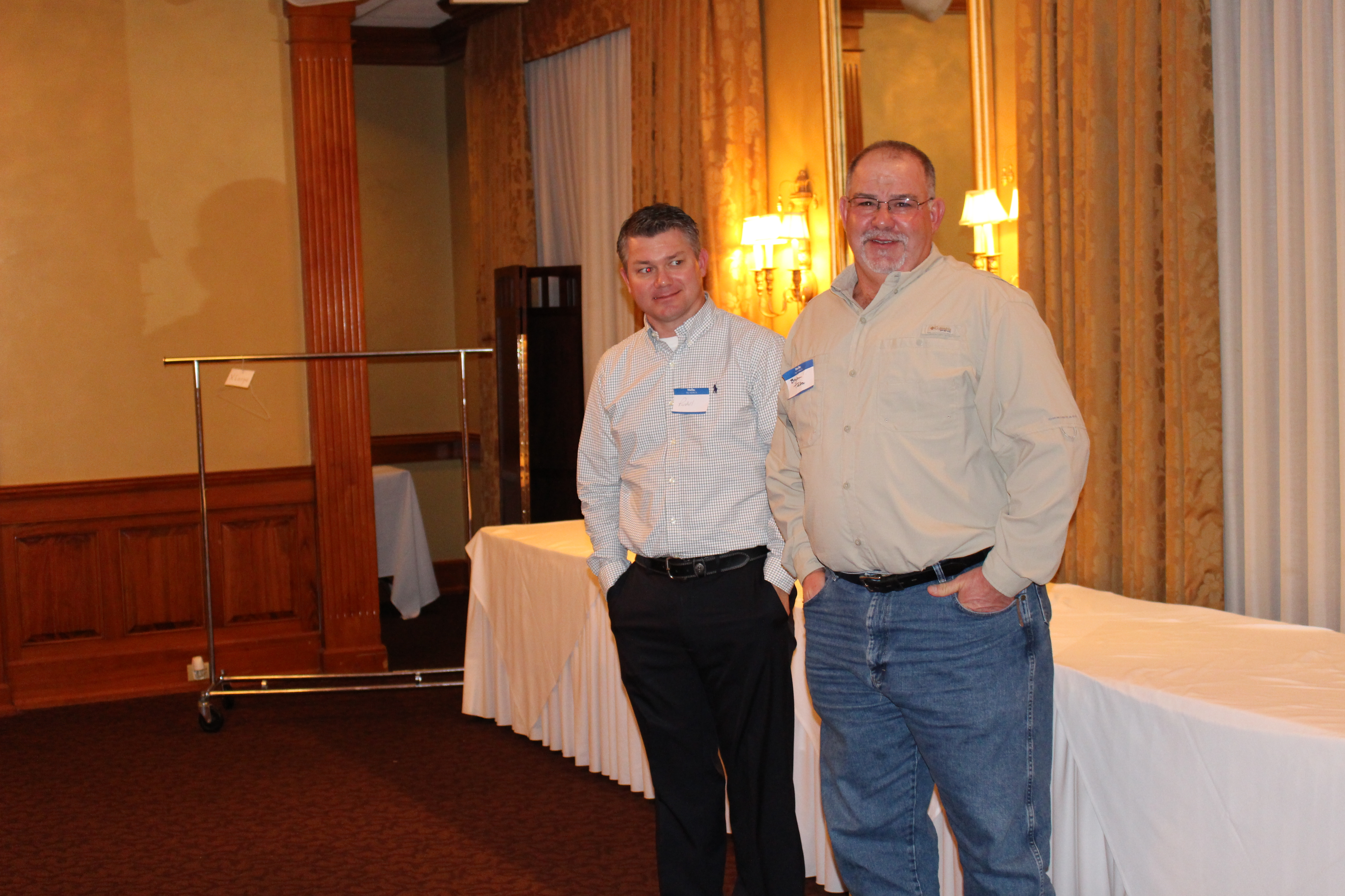 Randall & Bryan-TBend Winners