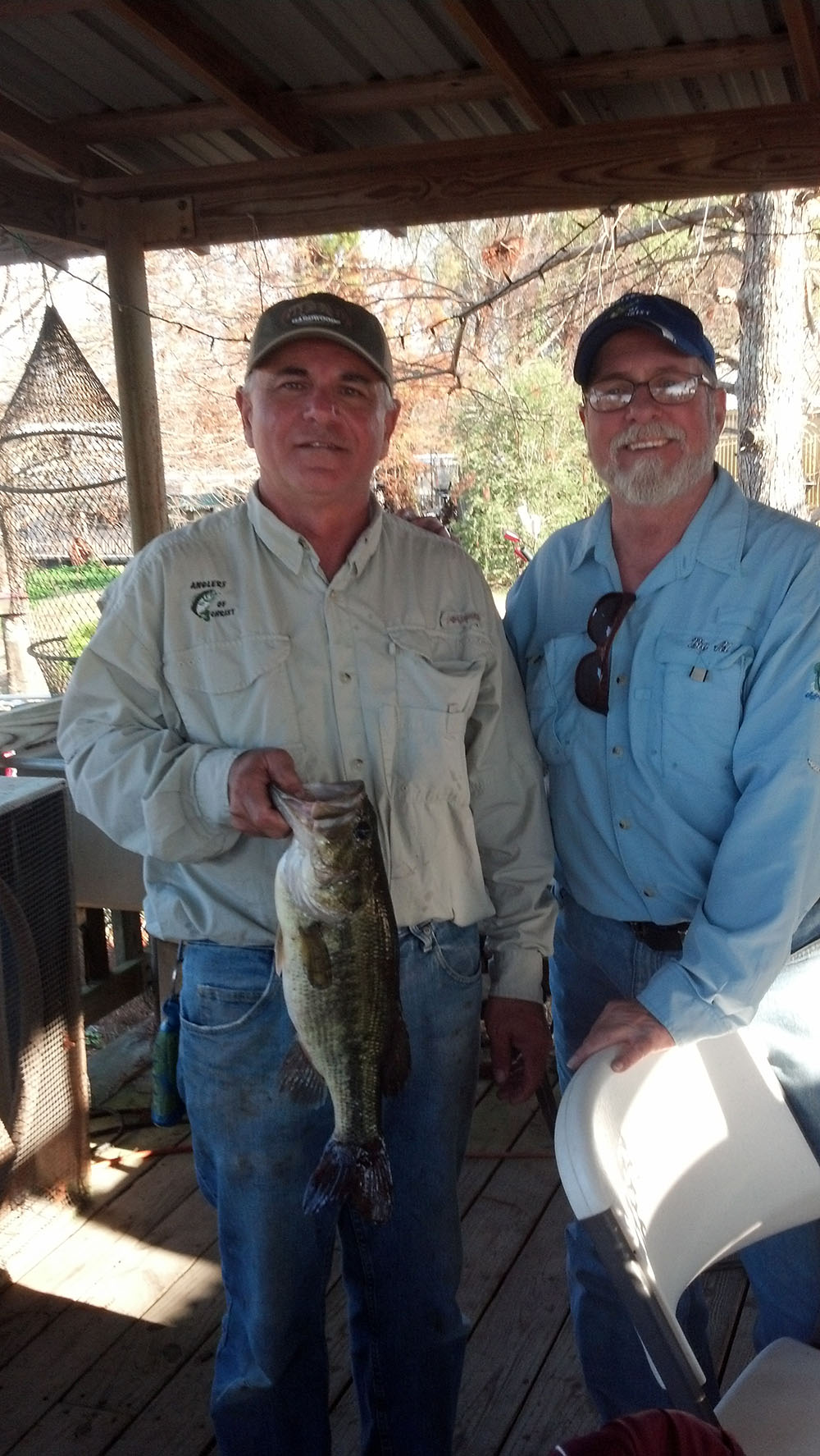Lawrence & Al Big Fish