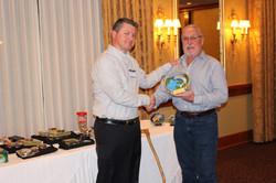 Randall & Randy Top Six Award and