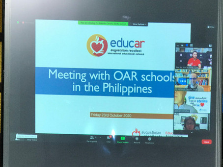EDUCAR presents International Work Teams to Philippine OAR Schools