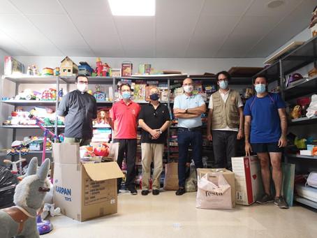 El colegio Romareda organiza una campaña de recogida de juguetes para niños del Líbano