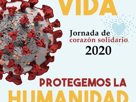 Jornada de Corazón Solidario 2020