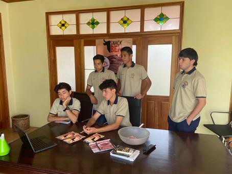 SnackBen: proyecto de emprendimiento desarrollado por alumnos de la Ciudad de los Niños