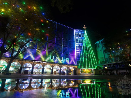USJ-R holds first virtual Christmas lighting ceremony