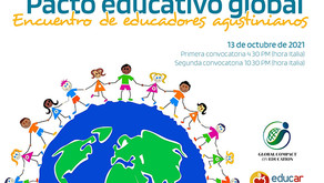 Encuentro de educadores agustinianos con motivo del Pacto educativo global