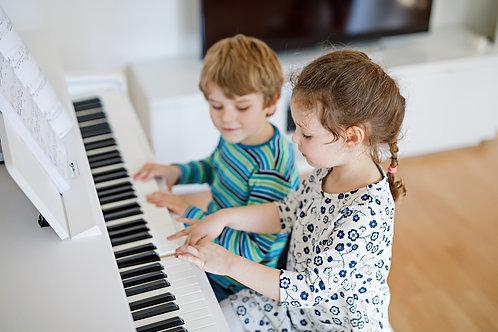 Clases Piano o Teclado