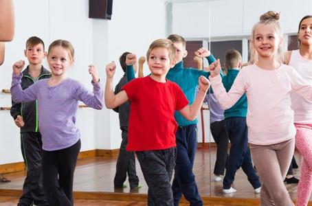 ¿Qué aporta el baile en los niños y niñas?