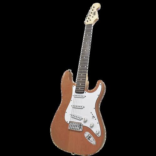 Guitarra Eléctrica Onas Stratocaster Natural