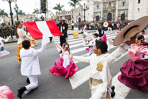 Clases de Ritmos Peruanos