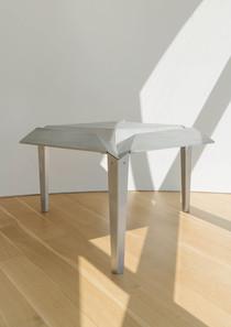 crystallised table