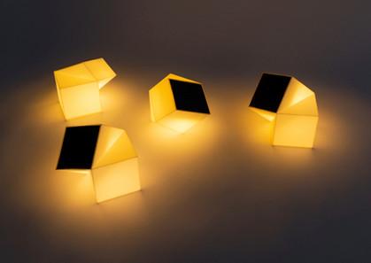 latitude light 3D printed