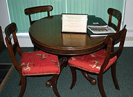 Period Room Table Image
