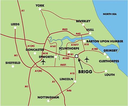 Regional Map Image