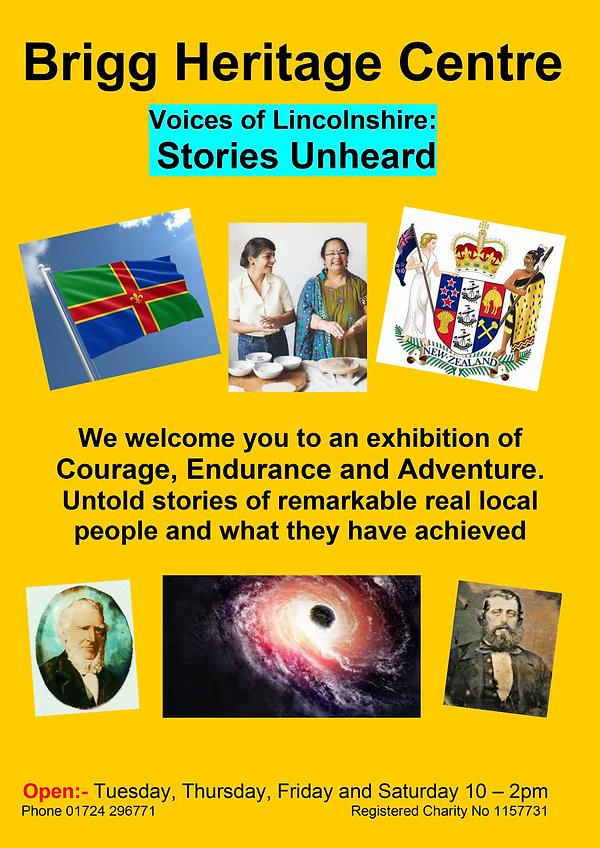 Stories Unheard