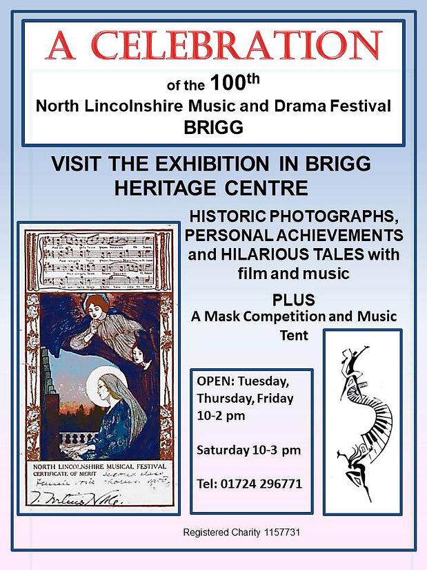 A CELEBRATION of the100th North Lincolnshire Music & Drama Festival