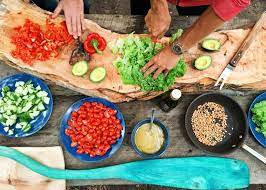 Two Hour Healthy Cooking Class & Dinner for Two with Holistic Health Coach