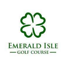 One Round of Golf for Two Players at Emerald Isle Golf Course