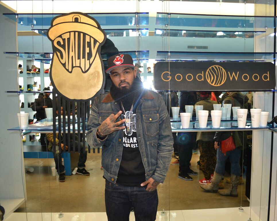 Stally X Good Wood NYC