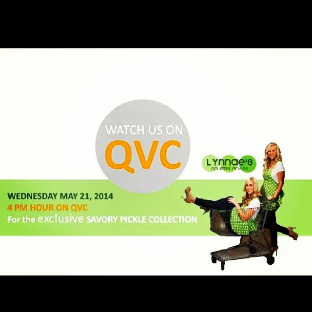 Mrs. Pickles Gourmet on QVC