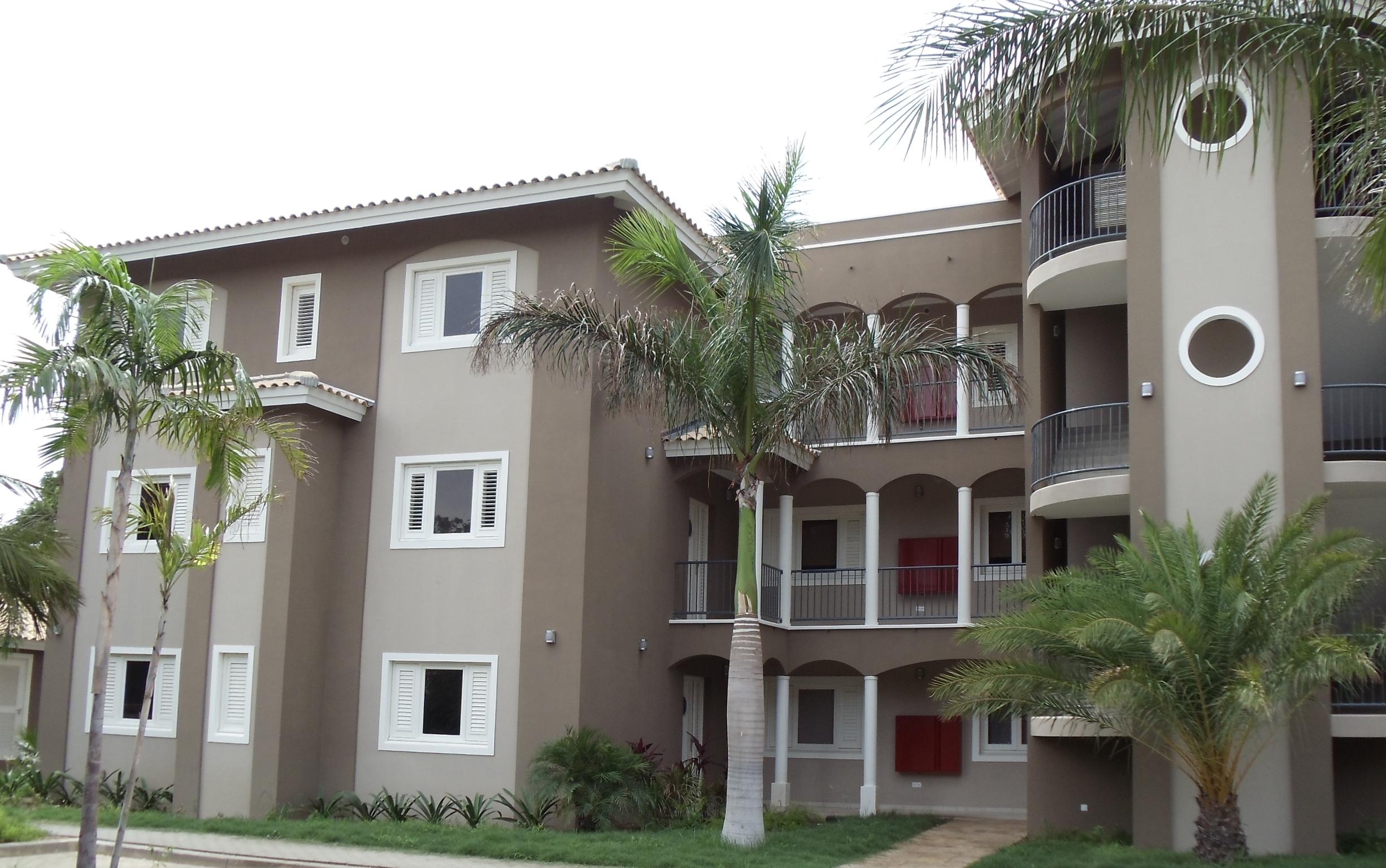 Gerano appartementen