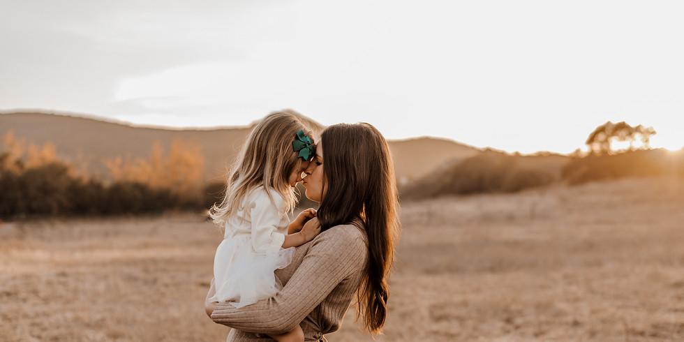 Mommy & Me Mini Session - Vista