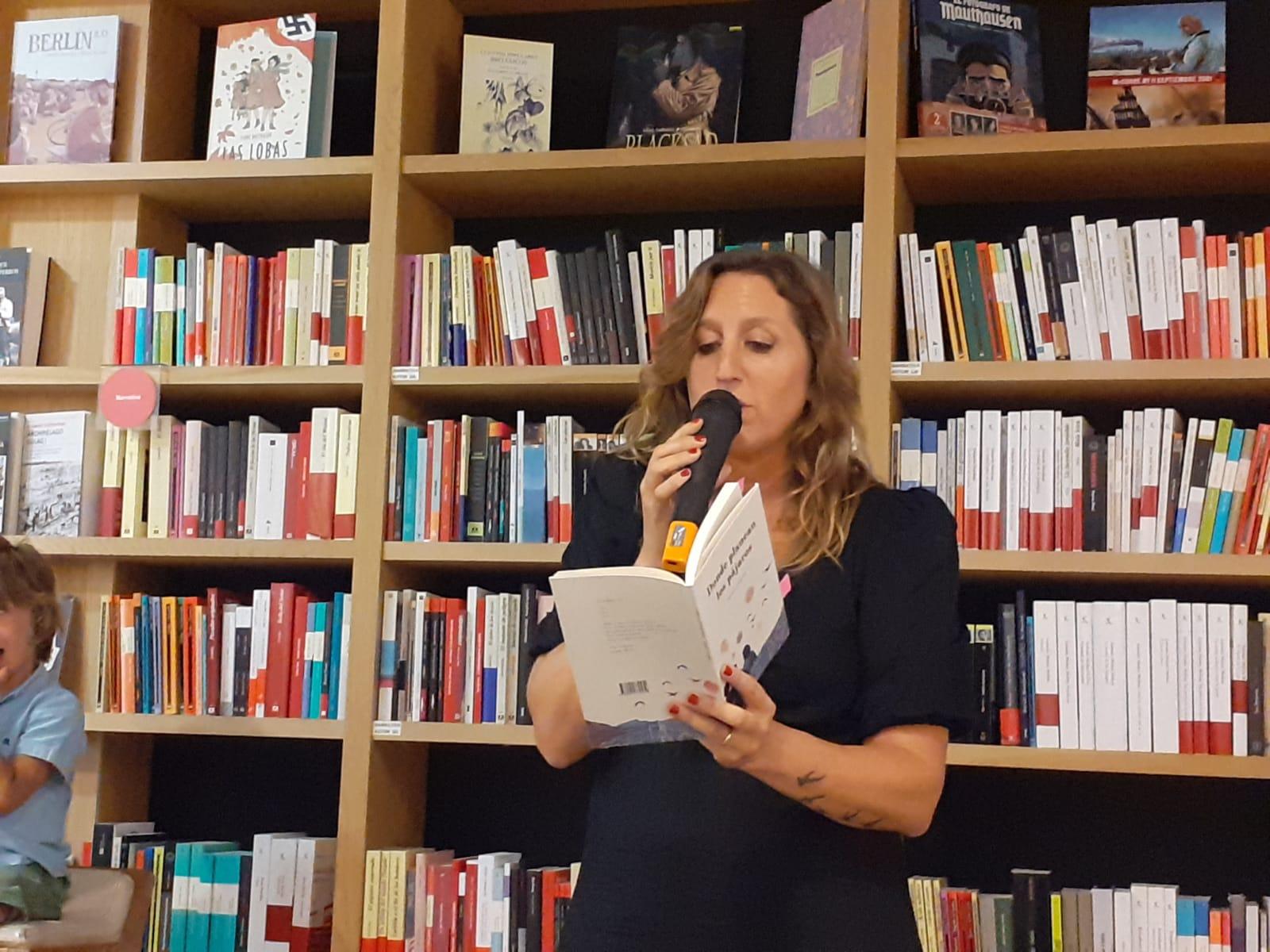 Presentación poemario