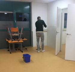 Kantoor schoonmaken in Almere