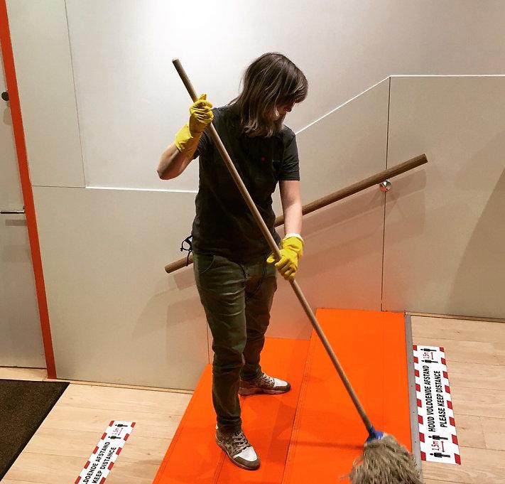 Schoonmaakbedrijf voor schoonmaak van kinderdagverblijven BSO's en peuterspeelzalen.
