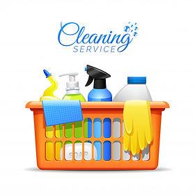 productos-limpieza-hogar-cesta-ilustraci