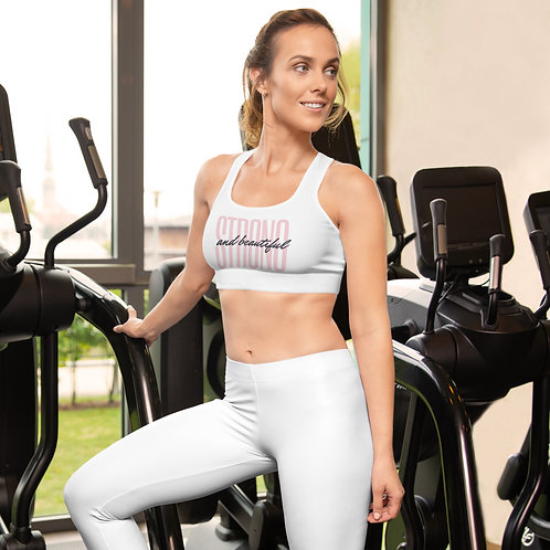 Stronger sports bra