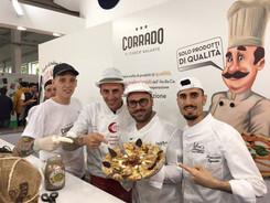 Tutto Pizza 2018 - Gluten Free