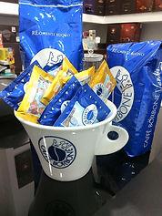 Assortimento cialde e capsule di caffè