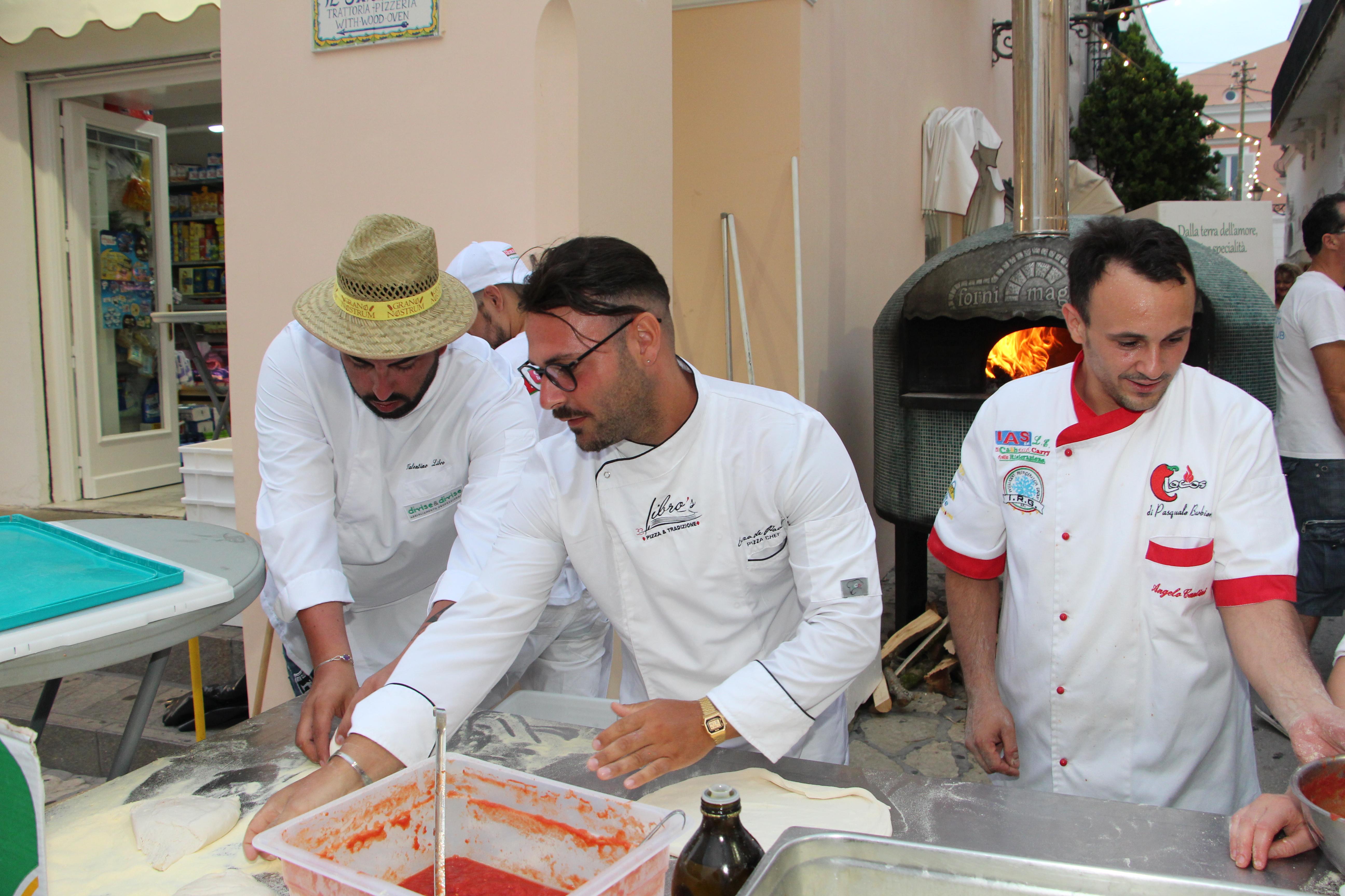 Pizza Jazz Capri 2018