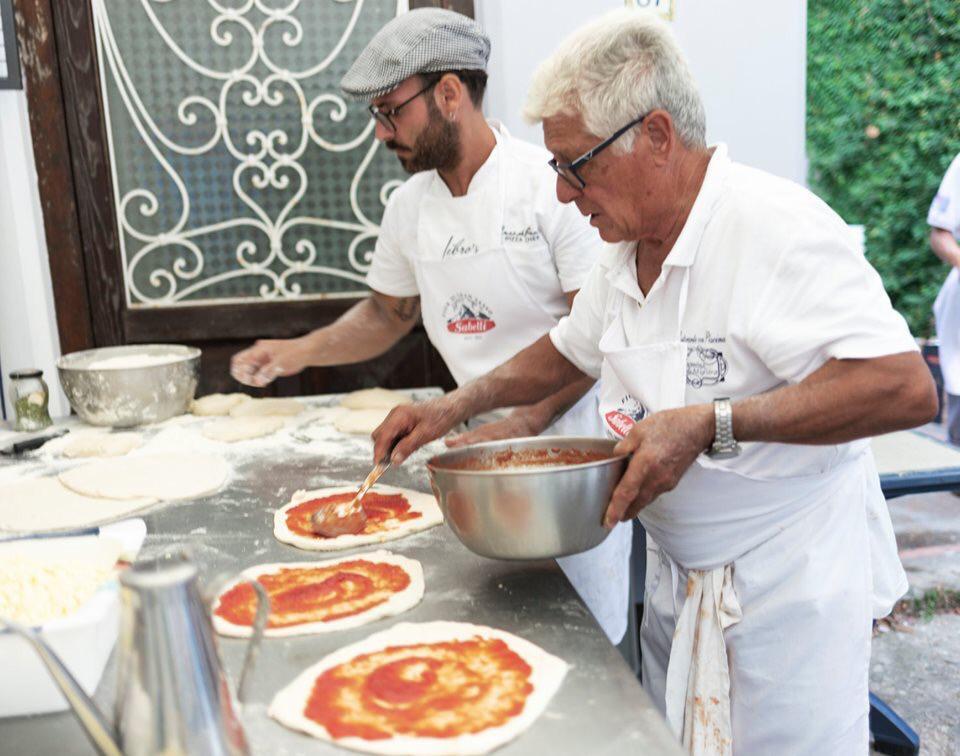Pizza Jazz Capri 2019