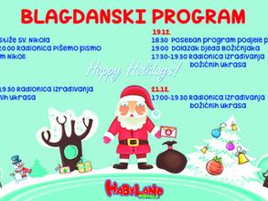 Blagdanski program