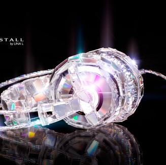 Kristall headphones 1