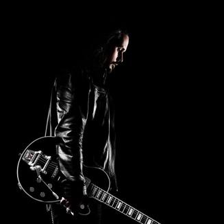 Hagström guitars black