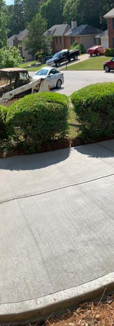 Concrete Driveway Replacement