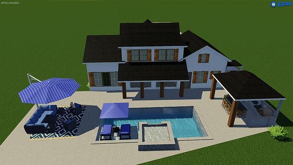 lake house design -pool -front_002.jpg