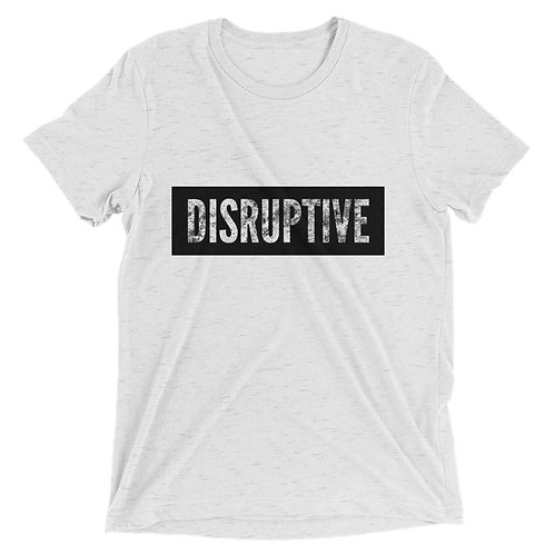 """Disruptive"" Short sleeve t-shirt"