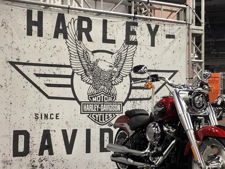 August 19, 2020 - Harley Time