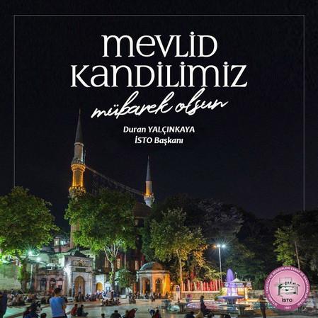 MEVLİD KANDİLİ'NİZ MÜBAREK OLSUN