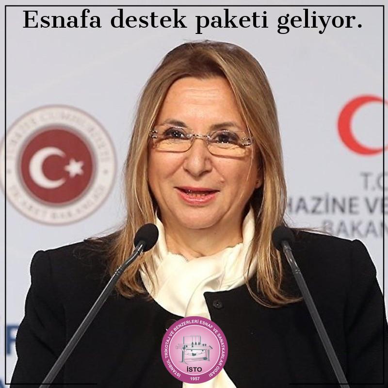 ESNAFA DESTEK PAKETİ GELİYOR