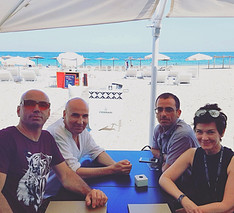 Group Seven at the IMS IBIZA 10