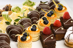 Try our Petit Fours ...