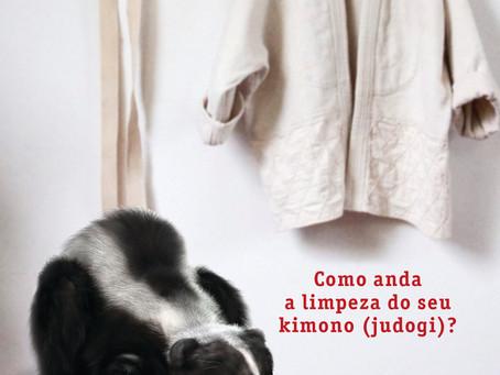 Faça seu kimono falar bem de você.