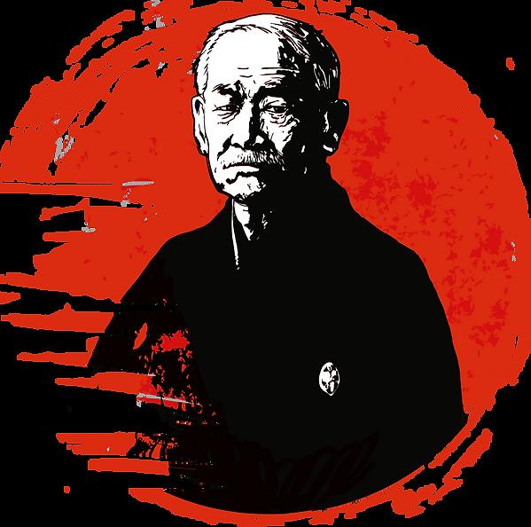 Jigoro Kano criado do judô o japão