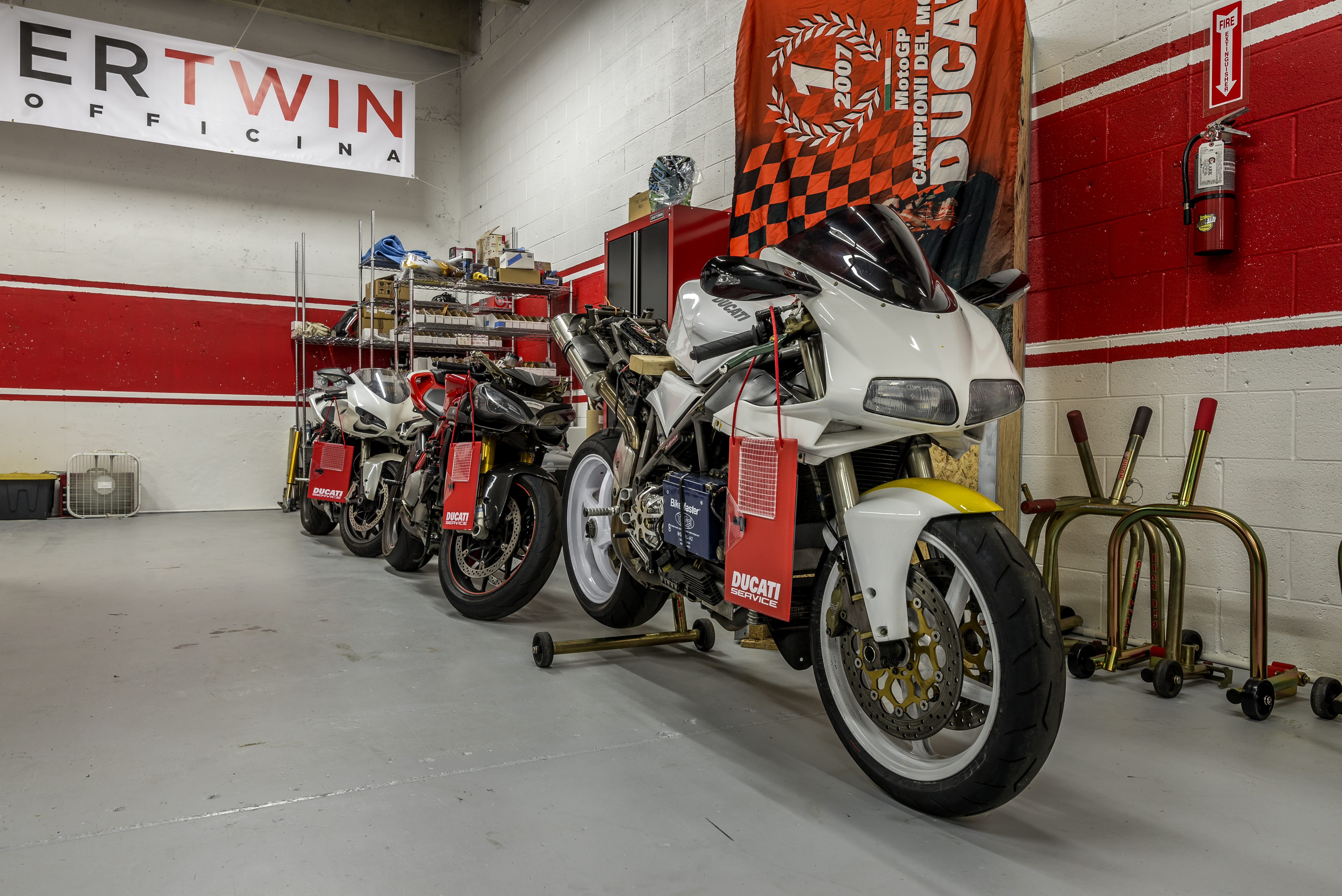 Fastertwin Moto Officina